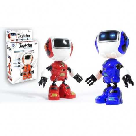 MGM Robot Tootchy métal  12 cm