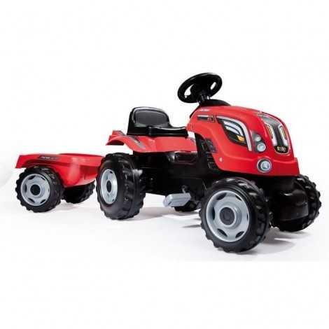 SMOBY Tracteur a pédales...