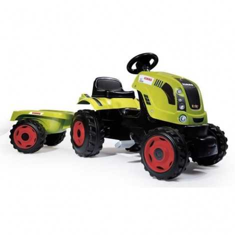 SMOBY CLAAS Tracteur a...