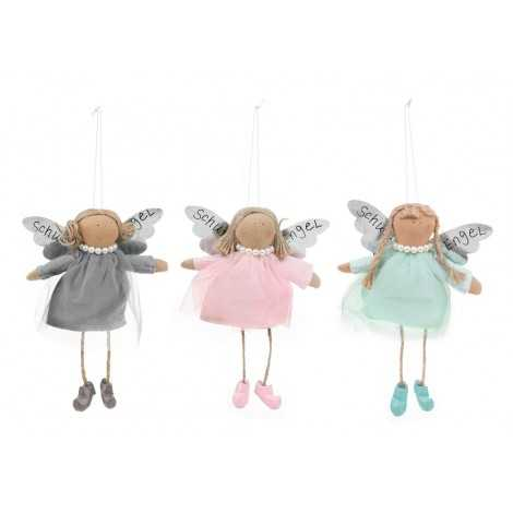 Poupées - ange - à suspendre