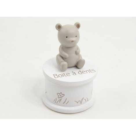 boîte à dent ourson - TED