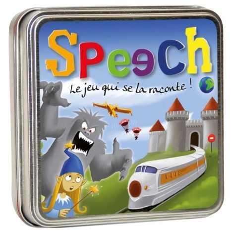 ASMODEE Speech Jeu de...