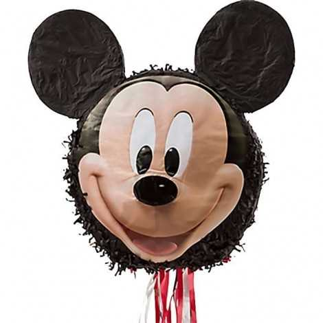 MICKEY MOUSE Pinata a tirer...