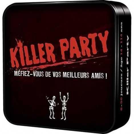 ASMODEE Killer Party Jeu...