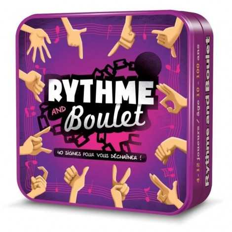 ASMODEE Rythme Boulet...