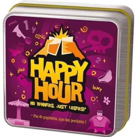 ASMODEE Happy Hour Jeu de...