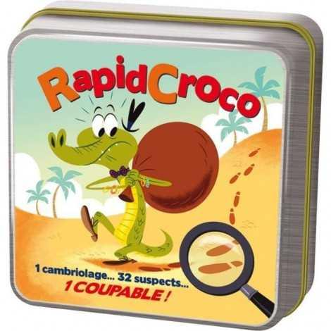 ASMODEE Rapidcroco Jeu de...