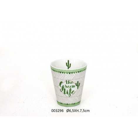 tasse en porcelaine française