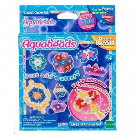 AQUABEADS Coffret charms...