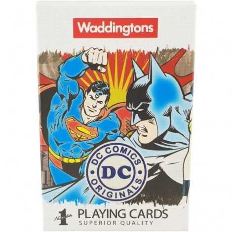 WADDINGTONS N1 Dc Comics...