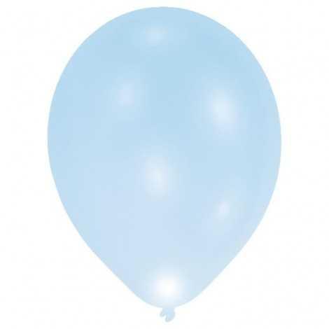 Lot de 7 Ballons avec LED...