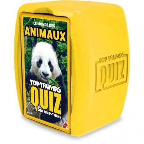 TOP TRUMPS Quiz Animaux...