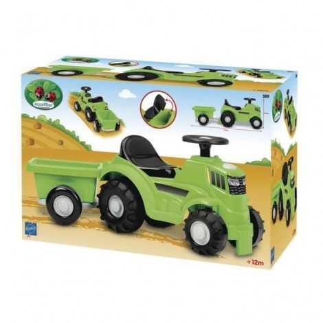 ECOIFFIER Porteur Tracteur...