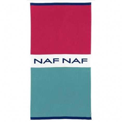 NAF NAF Drap de plage...