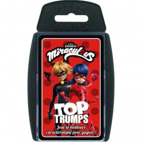 TOP TRUMPS Miraculous Jeu...