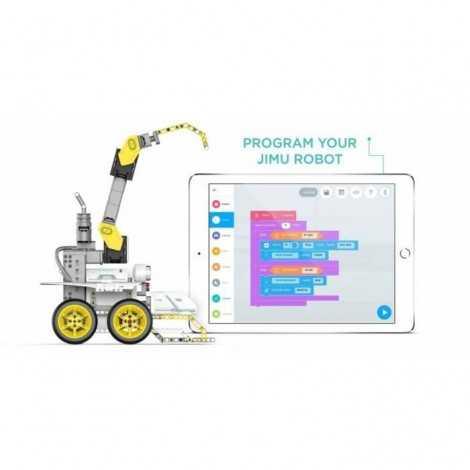 UBTECH Jimu Truckbots Robot