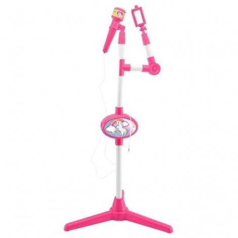 Microphone Licorne avec...
