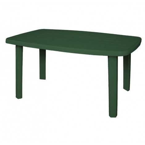 Table Standard Verte 140x80...