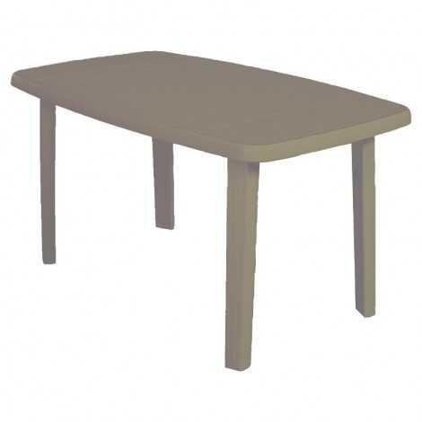 Table Standard Taupe 140x80...