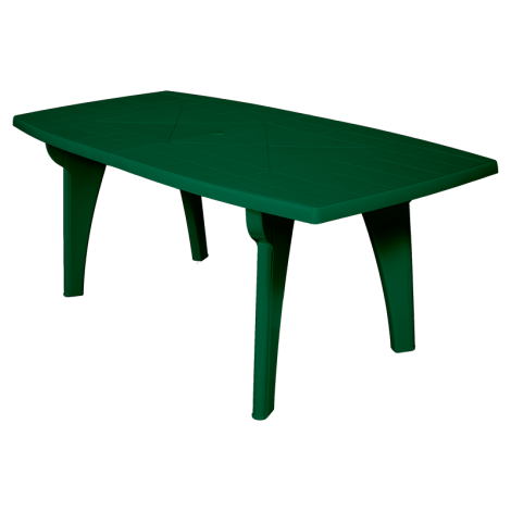 Table Standard Verte 180x90...