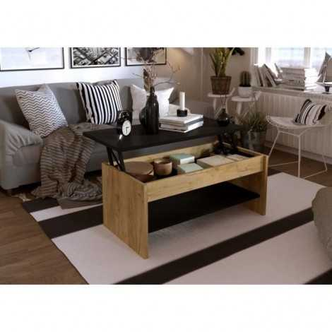 HAPPY Table basse relevable...