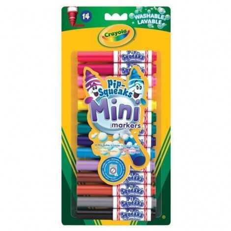 Crayola  14 Mini feutres a...
