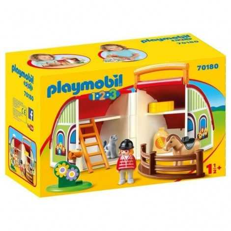 PLAYMOBIL 1 2 3 70180...