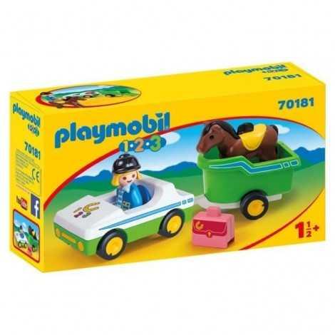 PLAYMOBIL 1 2 3 70181...