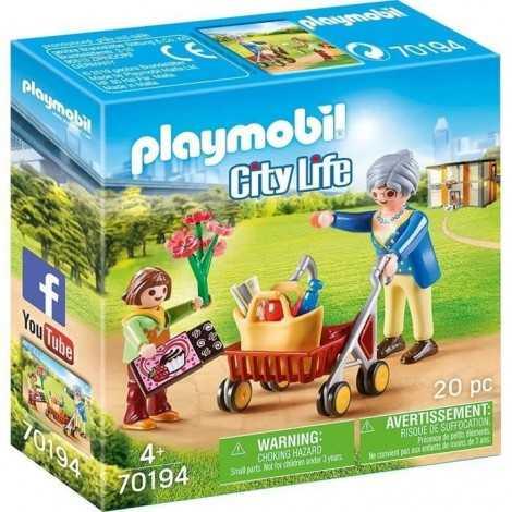 PLAYMOBIL 70194 Petite...