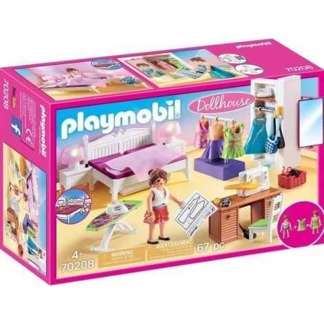 PLAYMOBIL 70208  Chambre...