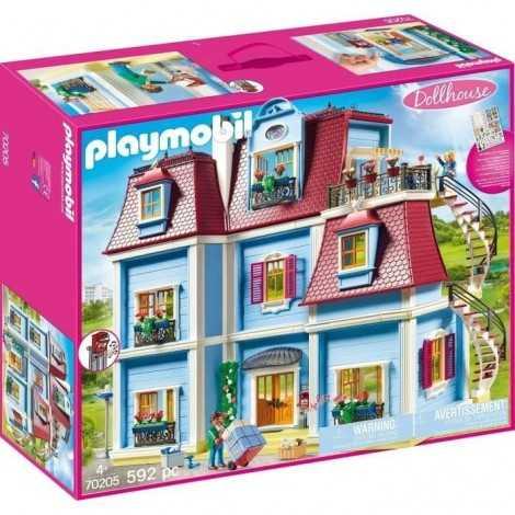 PLAYMOBIL 70205 Dollhouse...