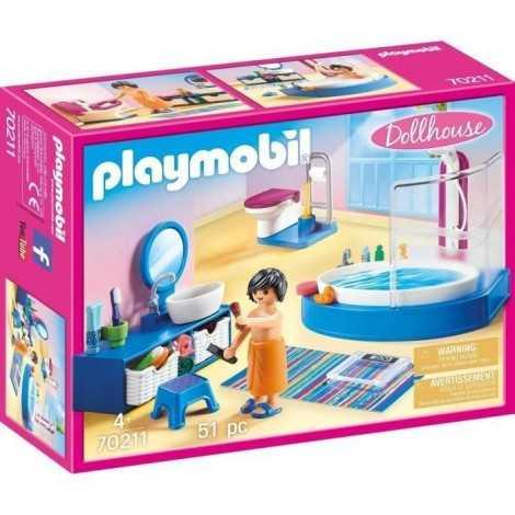 PLAYMOBIL 70211 Dollhouse...