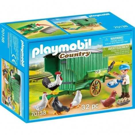 PLAYMOBIL 70138 Country La...