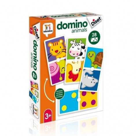 DISET  Domino Animaux