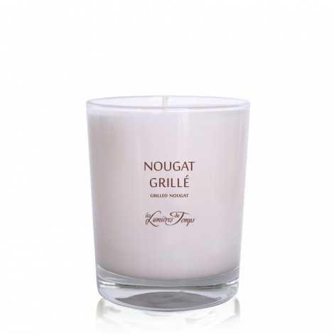 Bougie Nougat Grillé