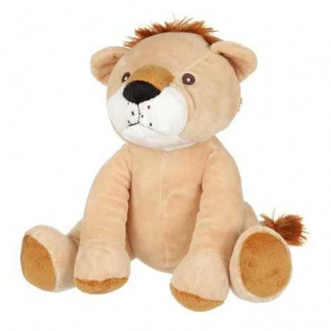 Peluche Lion assis 21 cm