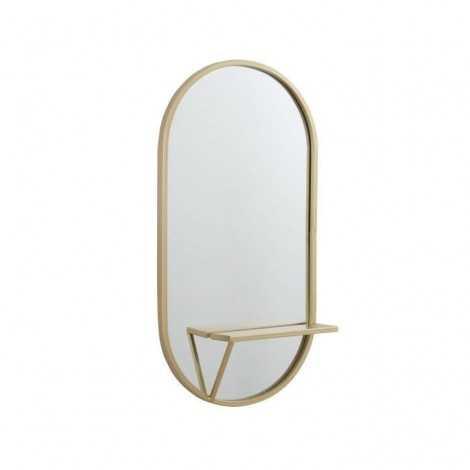 Miroir ovale 39,75 x 12,75...