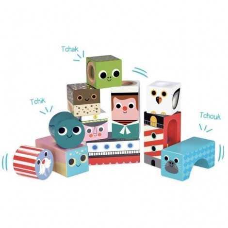 VILAC Cubes sonores de la...