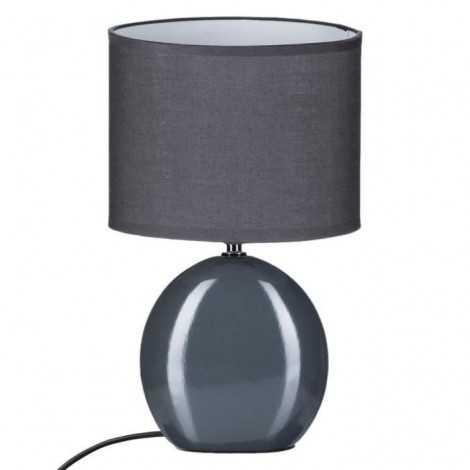 Lampe ovale en céramique  Ø...