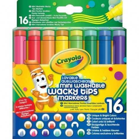 Crayola 588709 16 feutres...