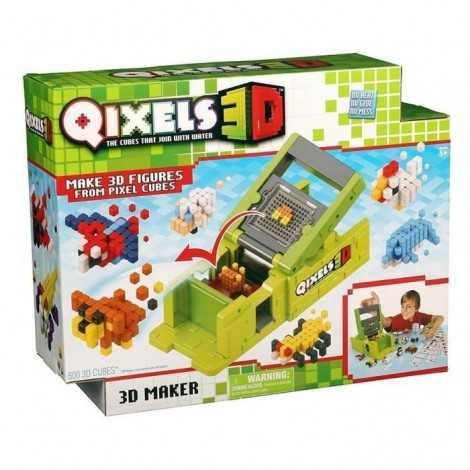 ASMOKIDS STUDIO 3D QIXELS 3D