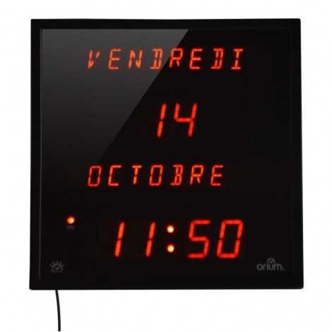 Horloge ORIUM Date...