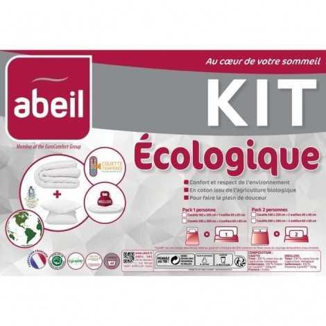 ABEIL Pack ECOLOGIQUE COTON...