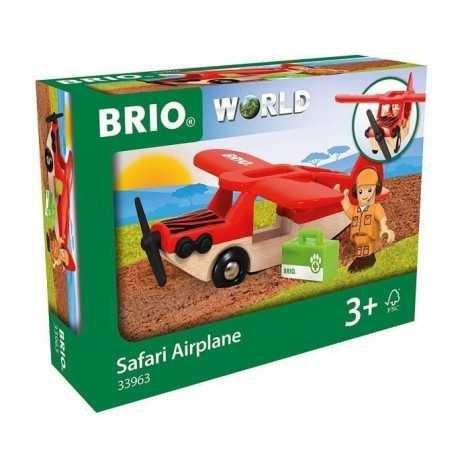 BRIO WORLD Avion safari