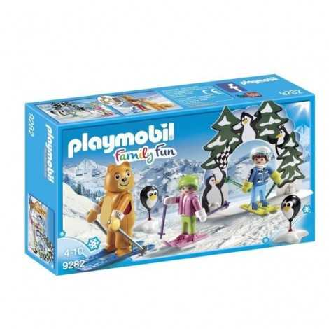 PLAYMOBIL 9282 Family Fun...
