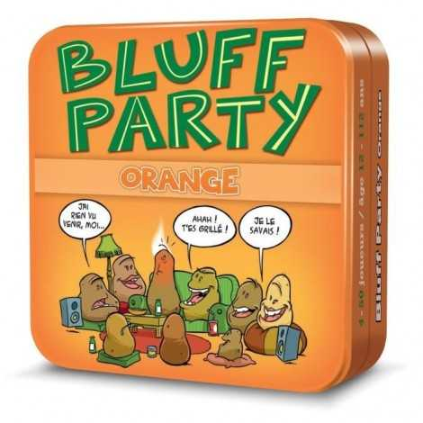 ASMODEE  Bluff Party  Pack...