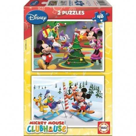 EDUCA Baby Puzzles Grands...