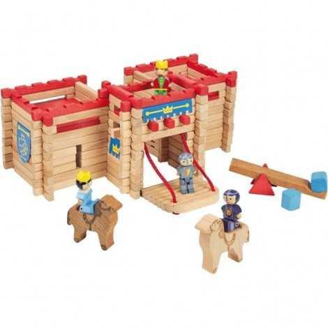 JEUJURA Le château fort...