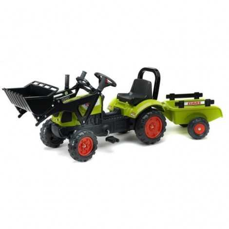 CLAAS Tractopelle Arion 410...