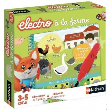 NATHAN Petit Electro A la...